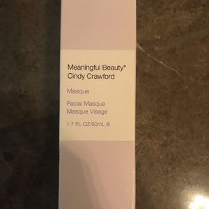 NWT:  Meaningful Beauty Facial Masque